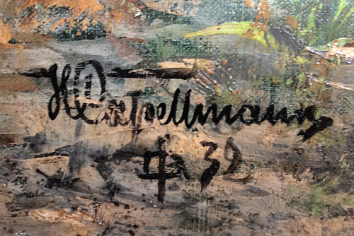Hermann CAPELLMANN  (1886-1967)    -